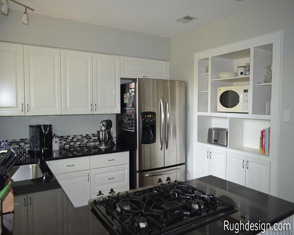 Lattice SW 7654 in my kitchen