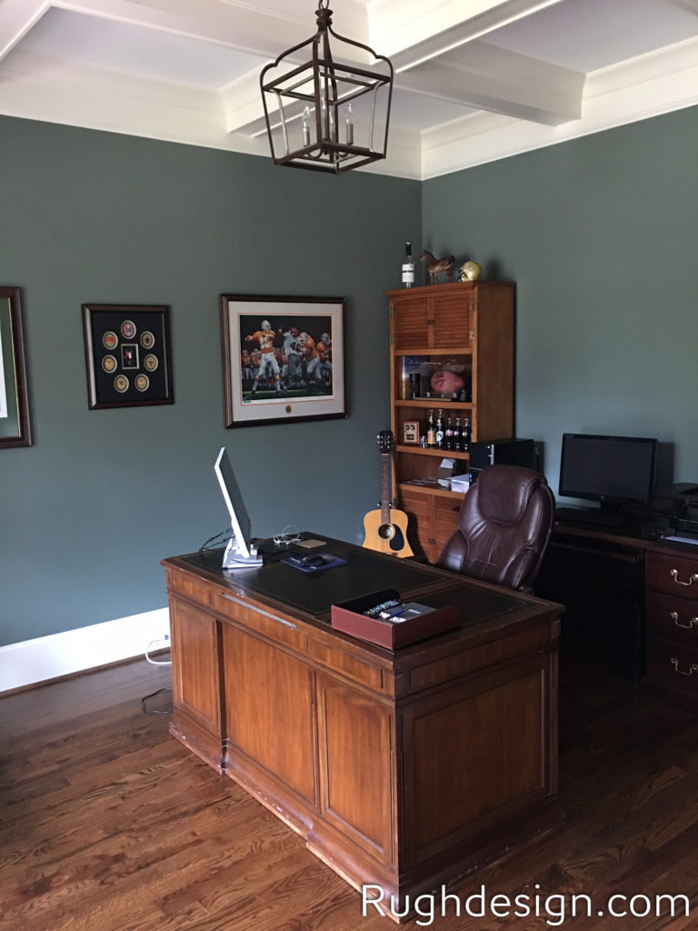 Retreat SW 6207 in home office