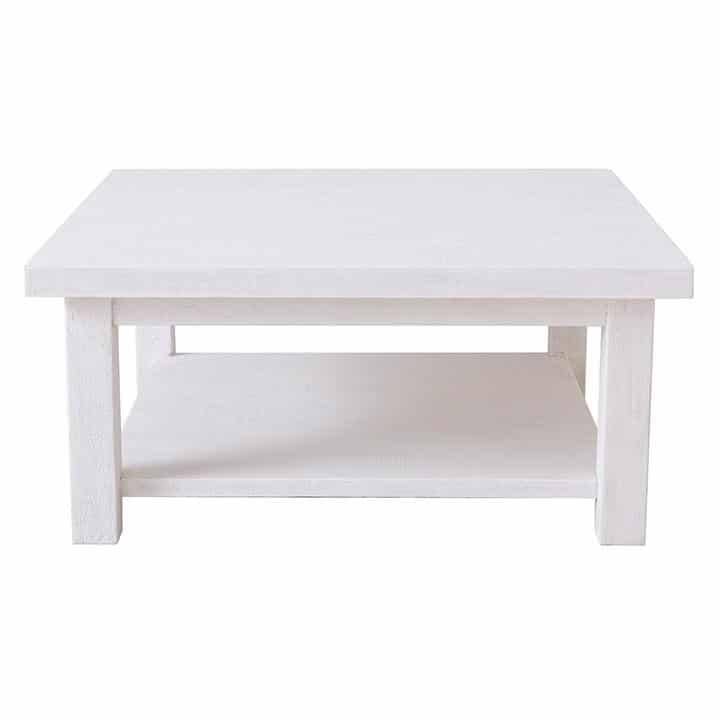 Snow Heathcliff Coffee Table from Rachel Ashwell