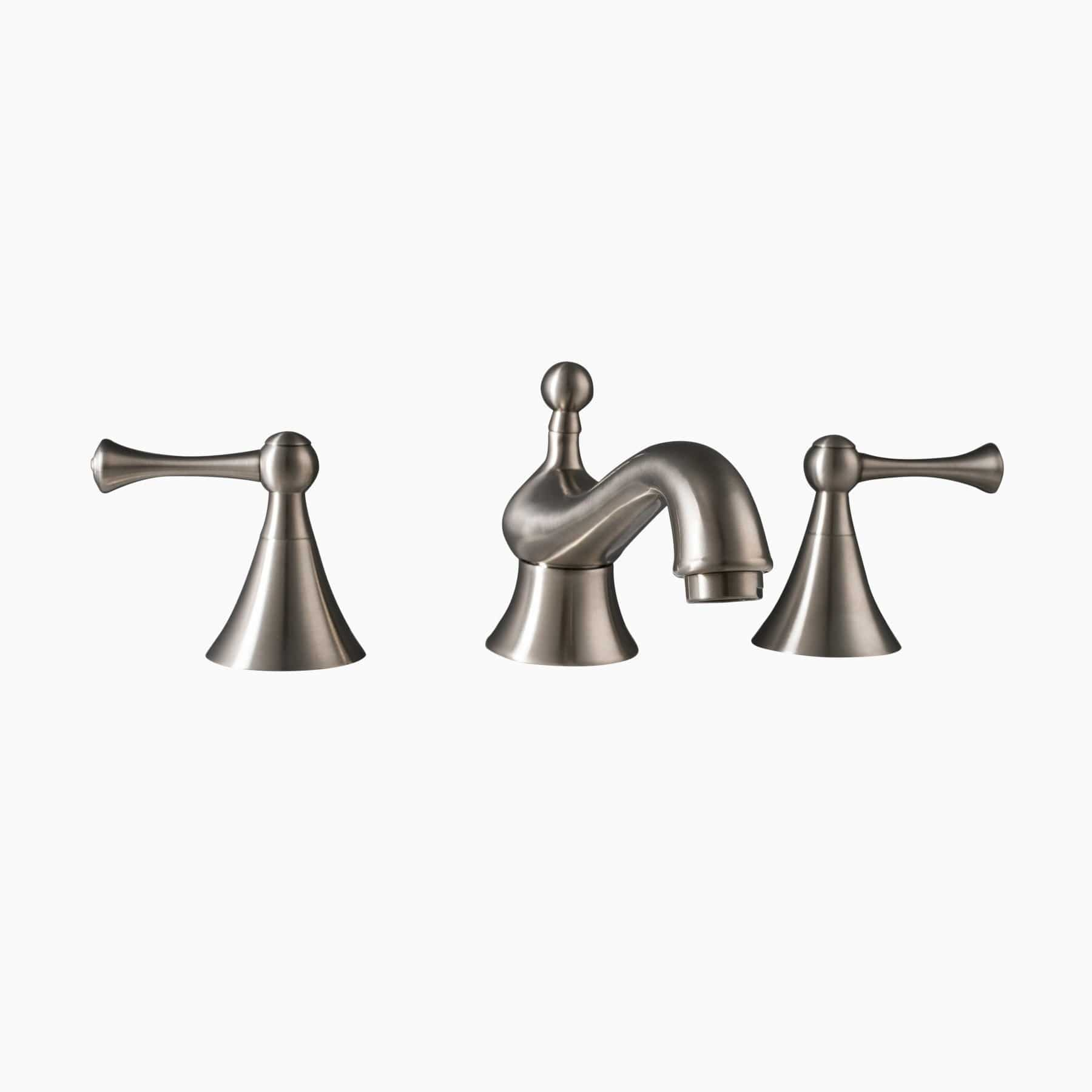 Andante Widespread Sink Faucet from Maykke