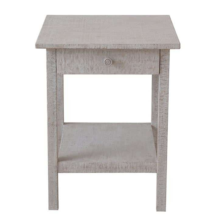 Heathcliff Side Table in Shadow from Rachel Ashwell