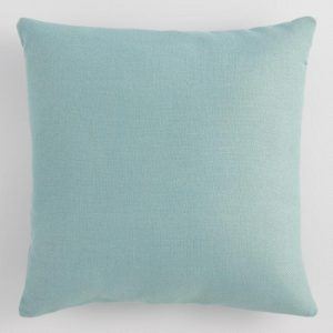 Jade Woven Indoor Outdoor Throw Pillow