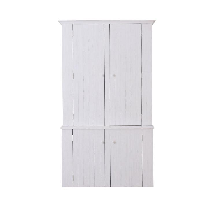 Blue Hills two Piece Cabinet