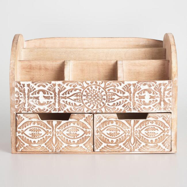 Gianna Desk Organizer from World Market