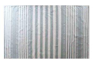 Beckham Stripe Light Blue Rug from Rachel Ashwell