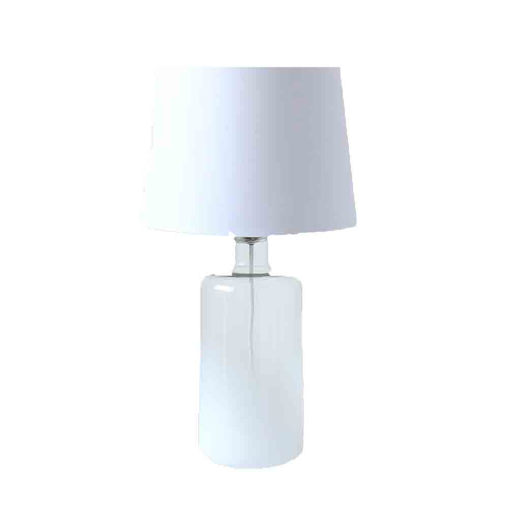 Ombre White Tumbler Lamp from Rachel Ashwell