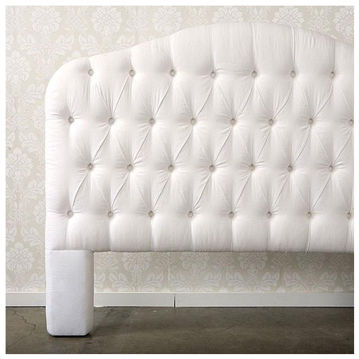 Tufted Headboard from Rachel Ashwell