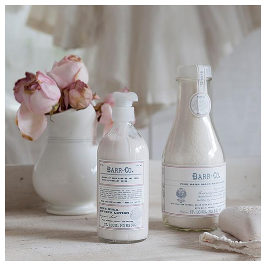 Barr & Co Bath Collection from Rachel Ashwell
