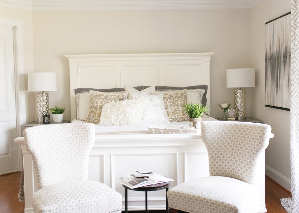 13 Shoji White bedroom - The Best White Paint Colors: Undertones Explained