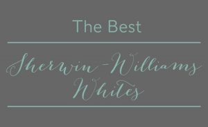 The Best Sherwin-Williams Whites header
