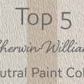 Top 5 Sherwin-Williams Neutral Paint Colors