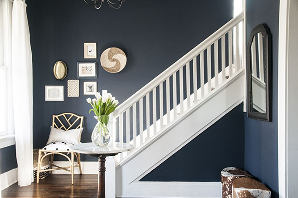 Entry walls in Naval from Earnest Home Co.