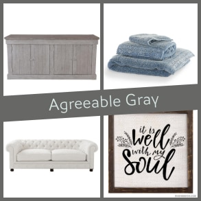 Agreeable Gray Mood Board