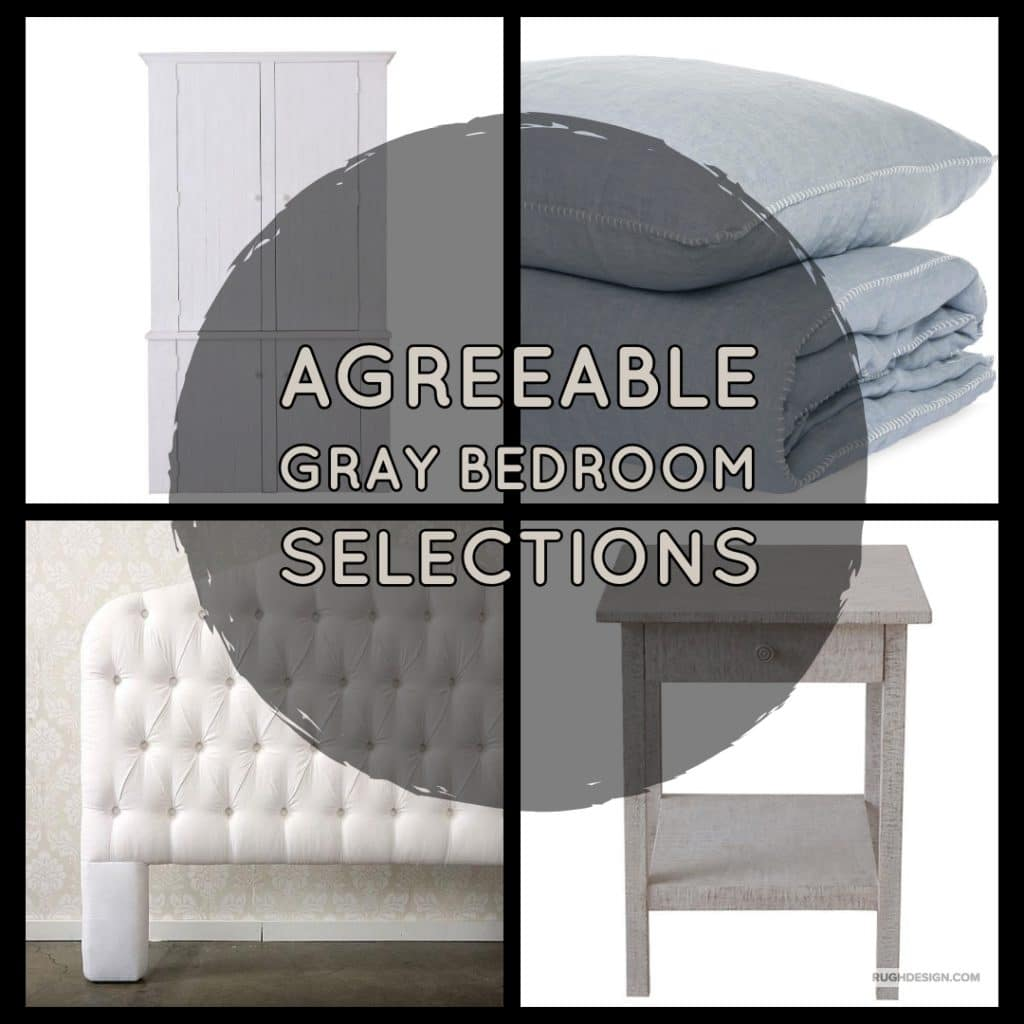 Agreeable Gray Bedroom Selections