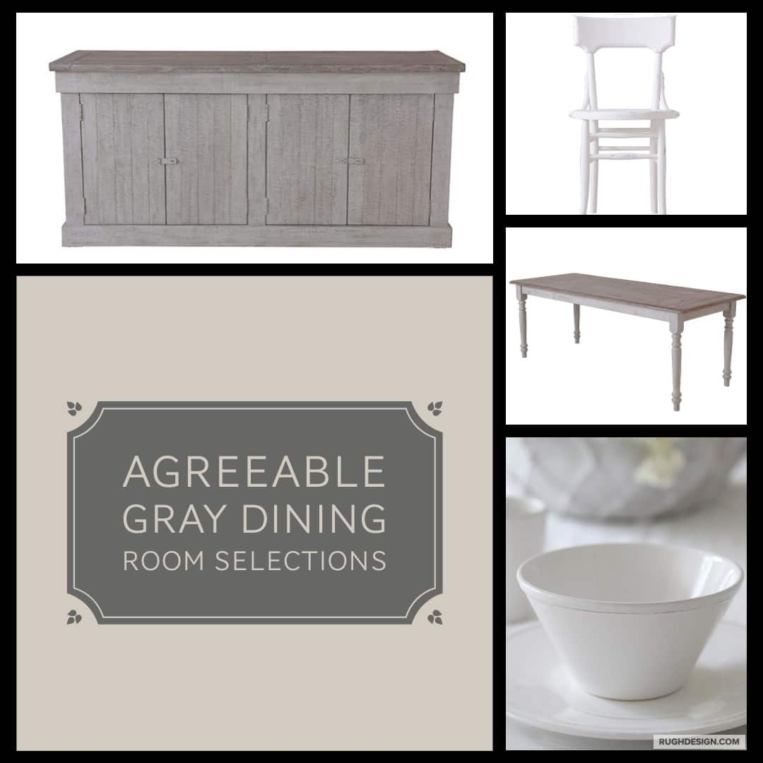 agreeable gray dining room selections 1 - Agreeable Gray