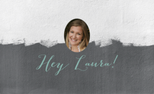 Question's and Answer's with Laura Rugh