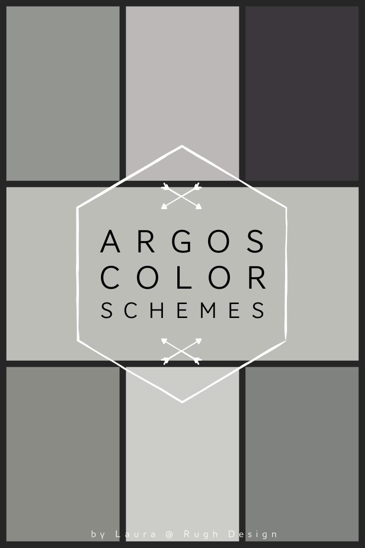 Color Scheme For Argos Sw 7065
