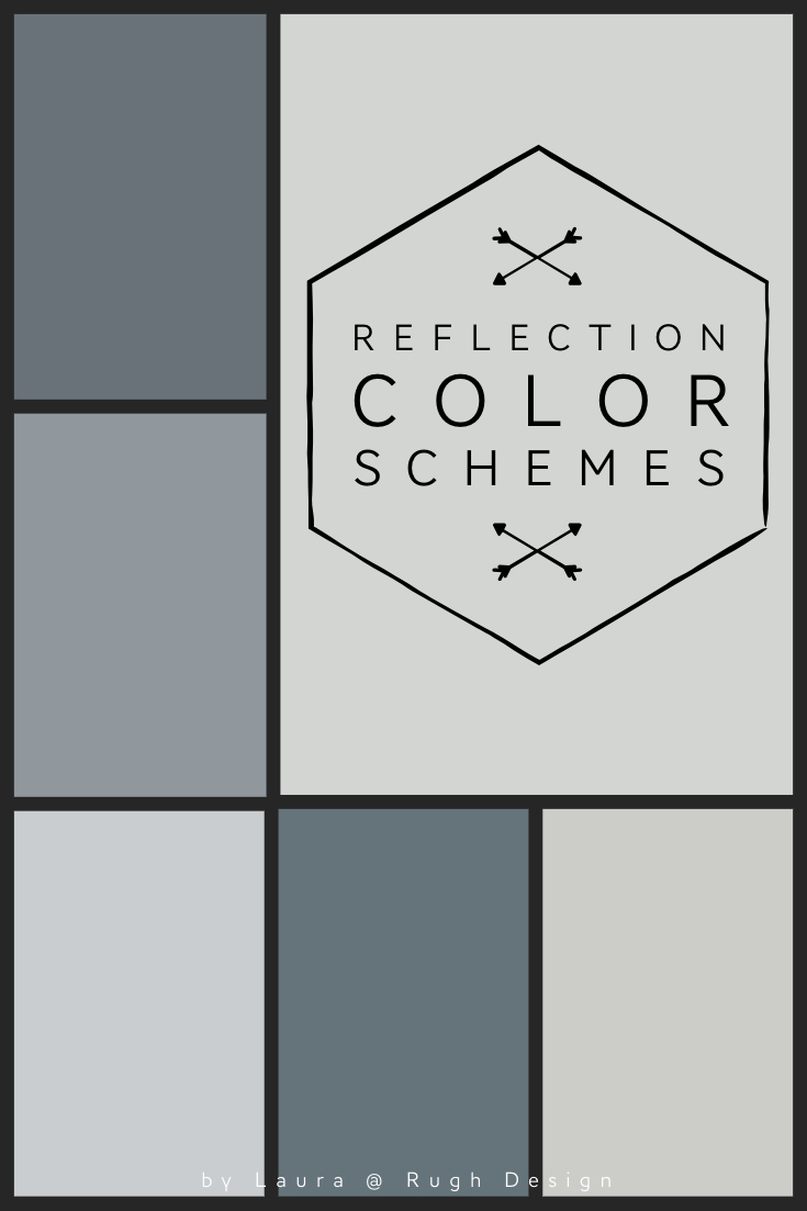 Color Scheme For Reflection Sw 7661