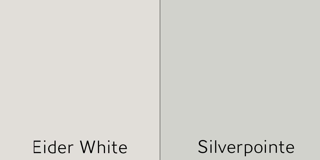 Eider White vs Silverpointe