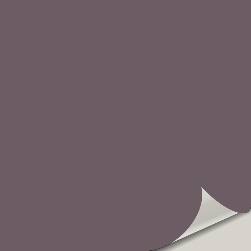 Expressive Plum SW 6271 Peel and Stick Paint Samples - Expressive Plum
