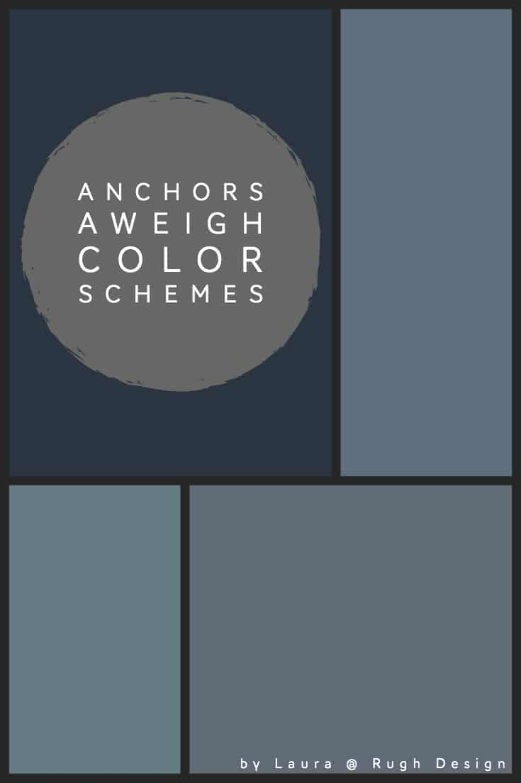 Color Scheme For Anchors Aweigh Sw 9179