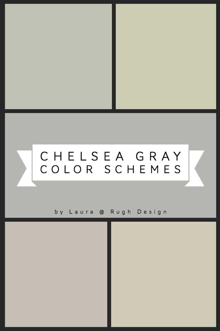 Color Scheme For Chelsea Gray