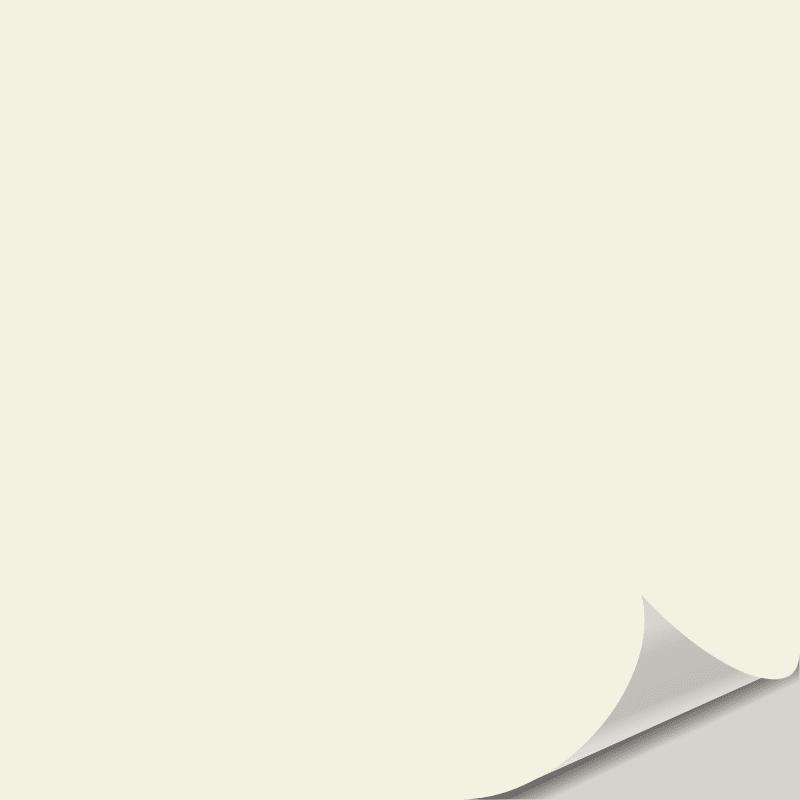 Acadia White OC 38 Peel and Stick Paint Sample