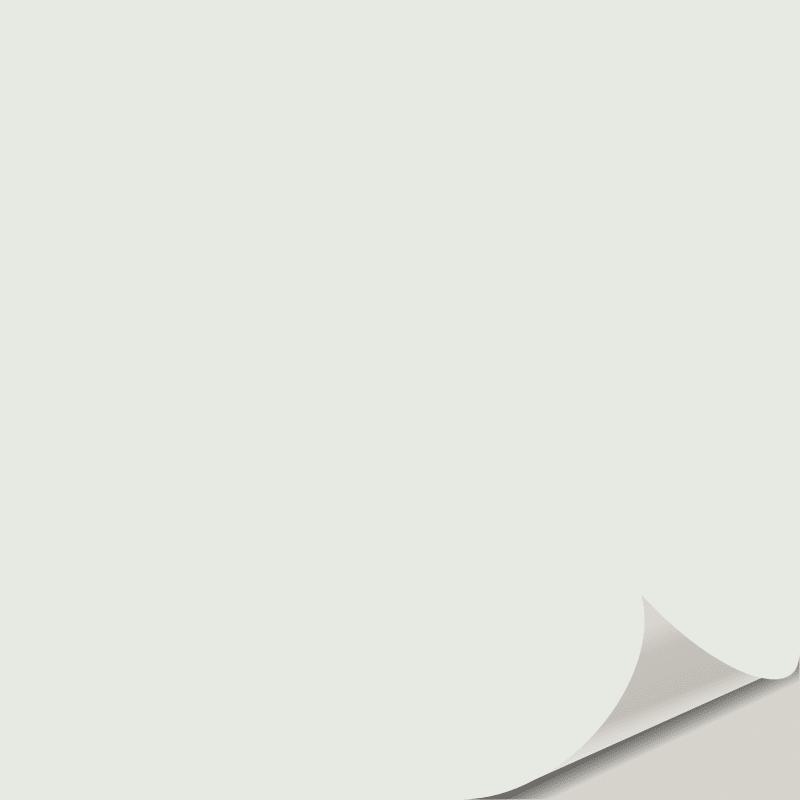 White Wisp OC 54 Peel and Stick Paint Sample