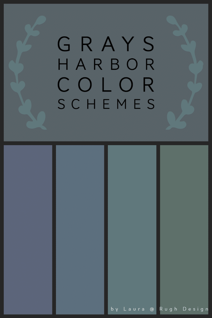Grays Harbor Coordinating Colors And Color Schemes