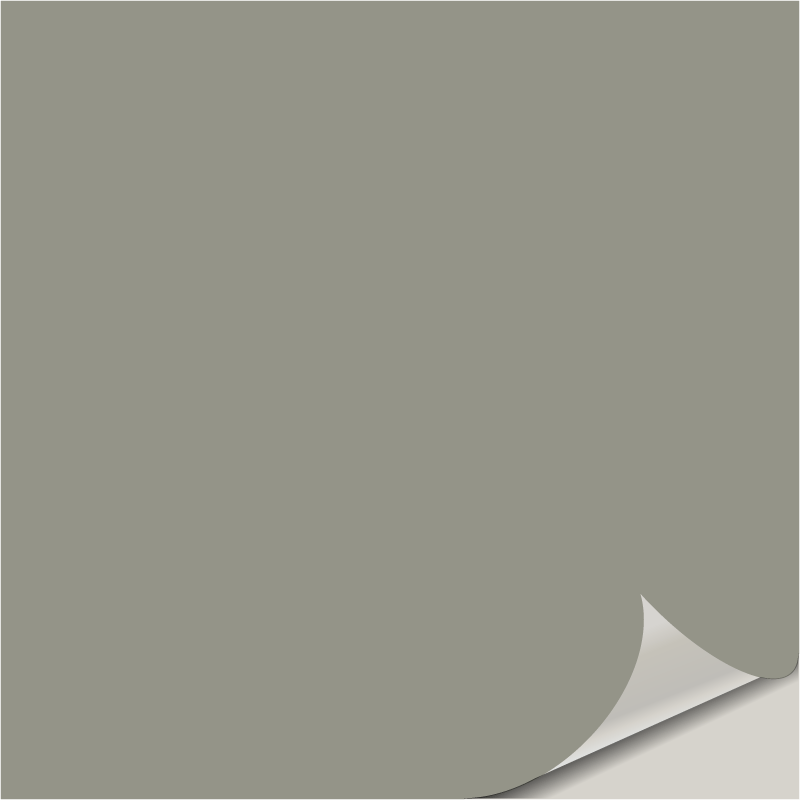 Cornwall Slate SW 9131 Peel and Stick Paint Sample