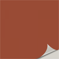 Spicy Hue SW 6342 Peel and Stick Paint Sample